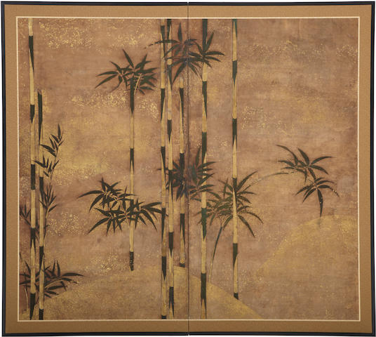 Anonymous (17th c.)<BR />Bamboo