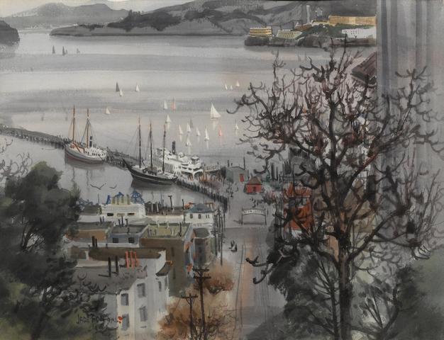 Jade Fon, Fishermen's Wharf, SF