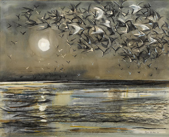 Phil Dike, Moonflight, 1972