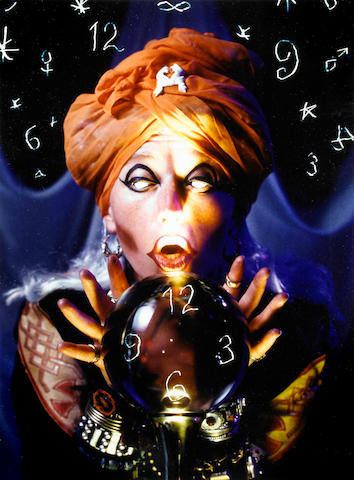 Cindy Sherman (American, born 1954); Untitled (Fortune Teller);