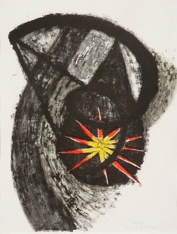 Rufino Tamayo (Mexican, 1899-1991); Capitulo XI;