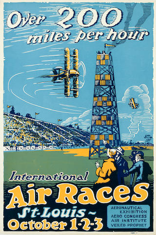 International Air Races, Saint Louis