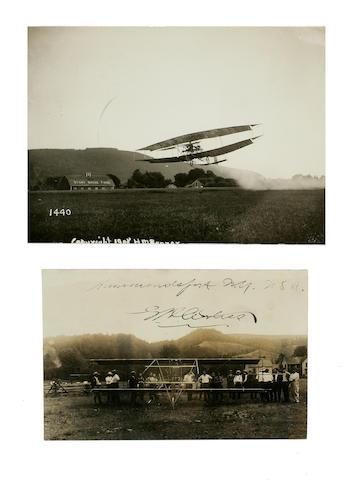 Glenn Curtiss 1908