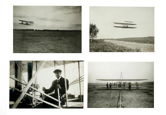 Wilbur Wright, Le Mans