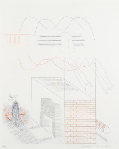 David Hocknet. Buzzing;