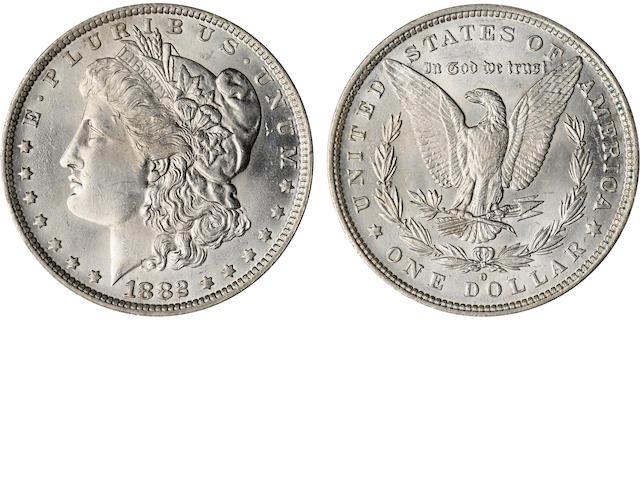 1882-O/S $1