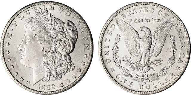1889-S $1