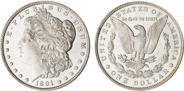 1891 $1