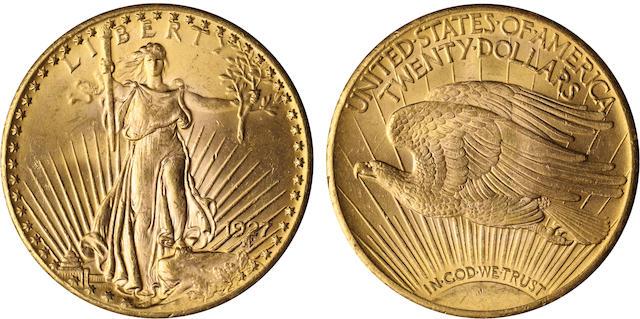 1927 $20