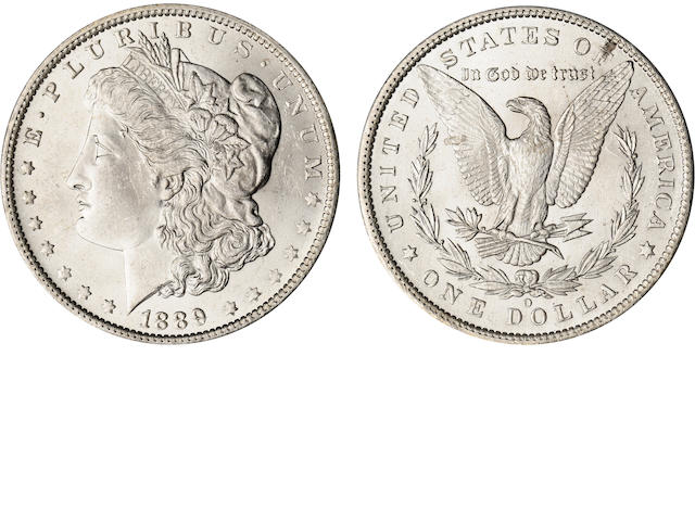 1889-O $1