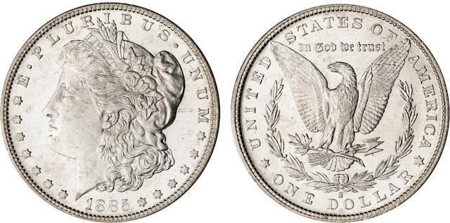 1885-S $1