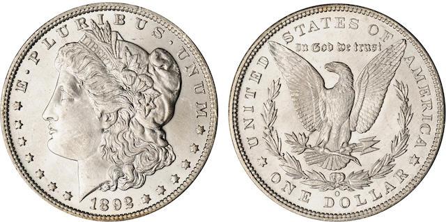 1892-O $1