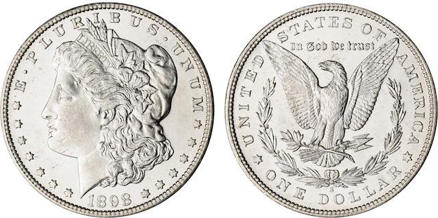 1898-S $1