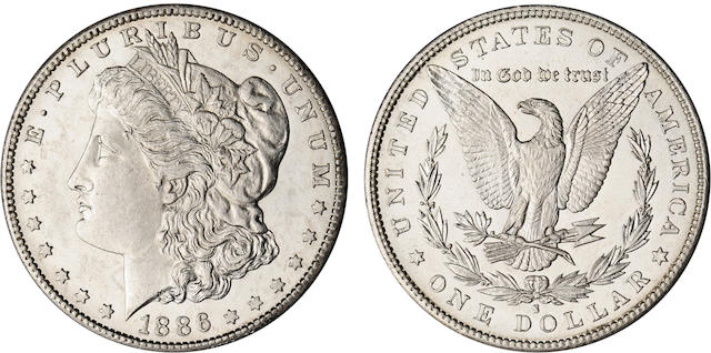 1886-S $1