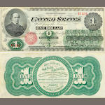 Fr.16 $1 Legal Tender Note 1862