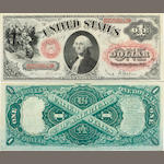 Fr.27 $1 Legal Tender Note 1878