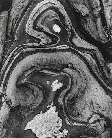 Brett Weston (1911-1993); Selected Abstract Images; (4)
