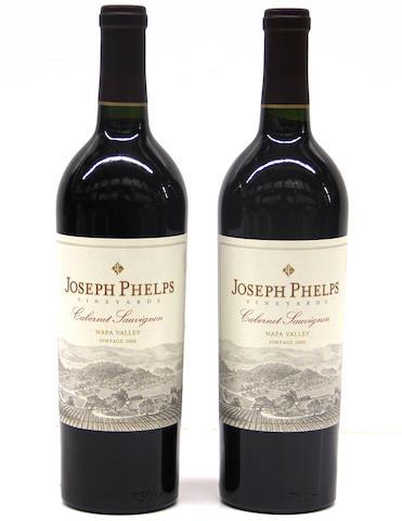 Joseph Phelps Cabernet Sauvignon 2000 (12)