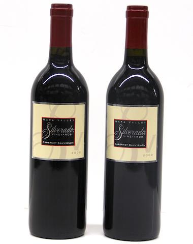 Silverado Cabernet Sauvignon 2000 (12)