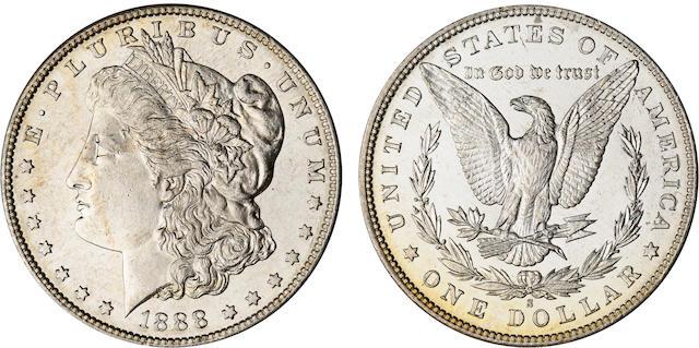 1888-S $1