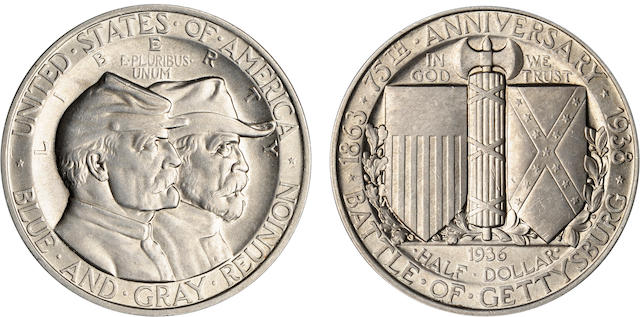 1936 Gettysburg