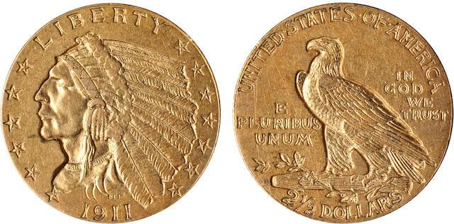 1911-D $2.5