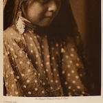 Edward S. Curtis (American, 1868-1952); The North American Indian, Volume 17;