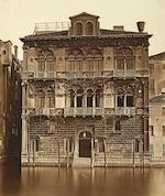 Carlo Ponti (Italian, 1820-1893); Souvenir Photographique de Venise; (3)