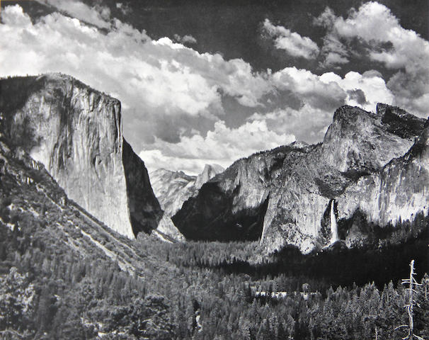 ADAMS, ANSEL. 1902-1984. Sierra Nevada: The John Muir Trail. Berkeley, CA: The Archetype Press, 1938.