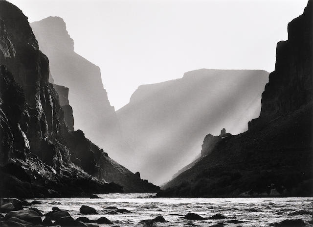 Sebastião Salgado (Brazil, b. 1944) Colorado River, Arizona, USA, 2010, Gelatin silver print, 20 x 24 inches; Signed, titled & dated in pencil on verso, (10-2-19830)