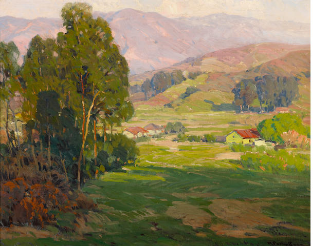 Hanson Puthuff, Home Valley