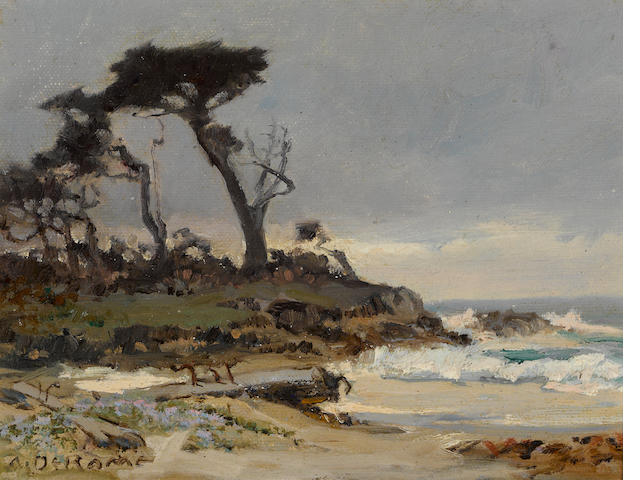 Albert DeRome, Cypress Point