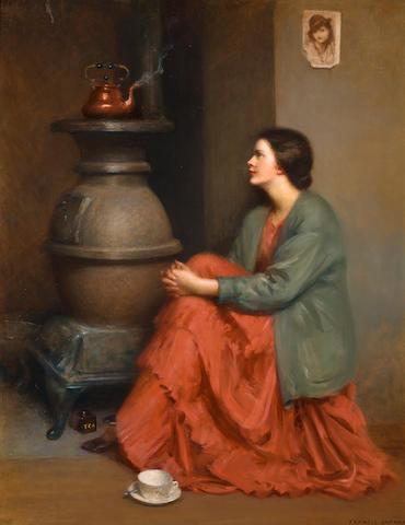J.Francis Day, Teapot, 31 x 34 o/c