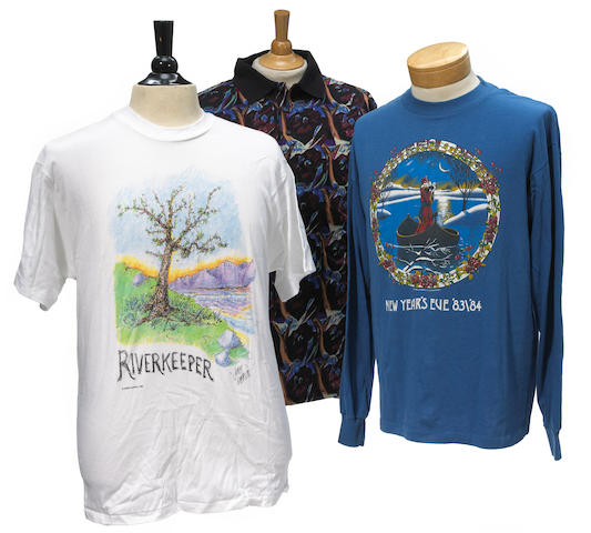 Grateful Dead Merchandising and J. Garcia Design