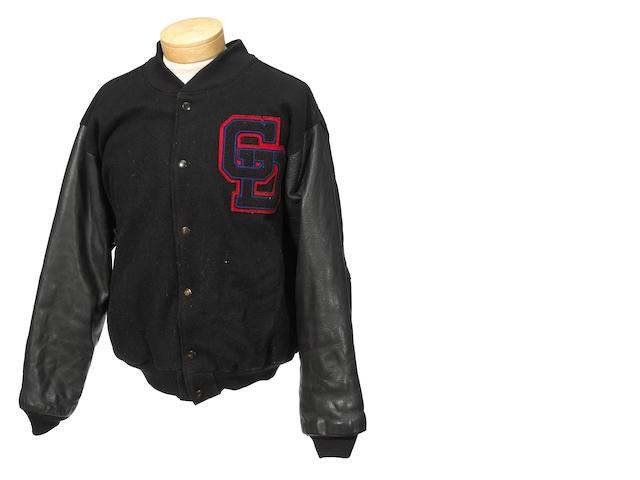 Grateful Dead Letterman's jacket