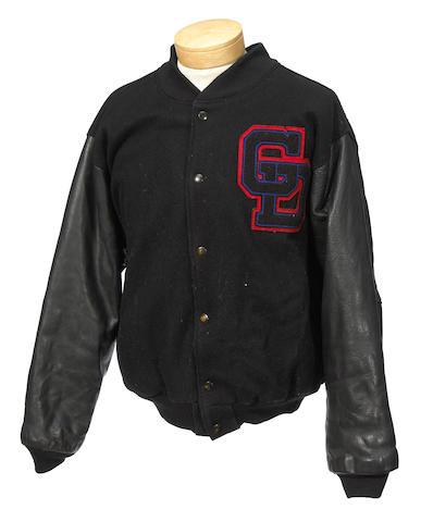 Grateful Dead Letterman's jacket
