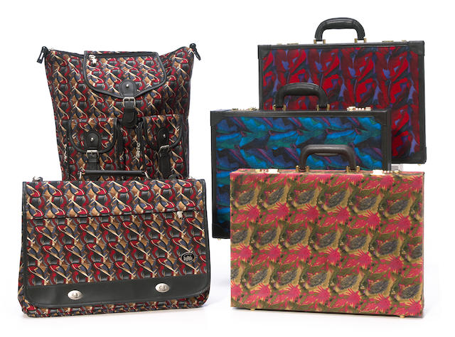J. Garcia Design bags and briefcases