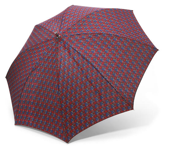 J. Garcia Design silk umbrella