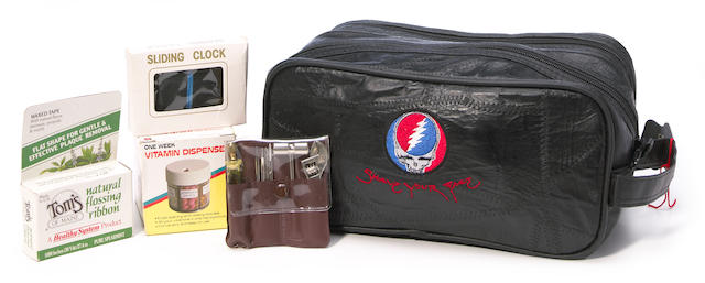 "A Grateful Dead ""Shave Your Face"" travel kit"
