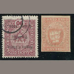 Worldwide, Forgeries, Reprints, Doctored 71 stamps and two covers comprising Estonia, Japan, Italian States, British Commonwealth, and Germany, some quite simple, others quite convincing. Est. Cash Value $300-400