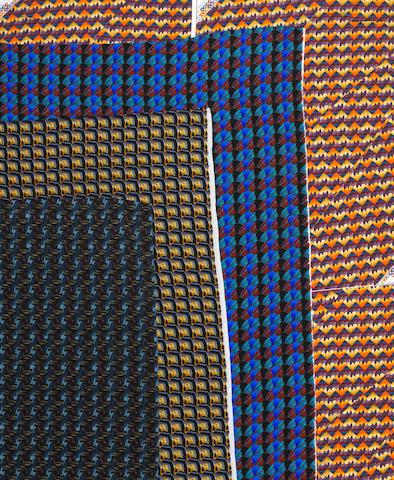 J. Garcia Design fabric samples