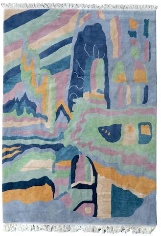 J. Garcia Design rug