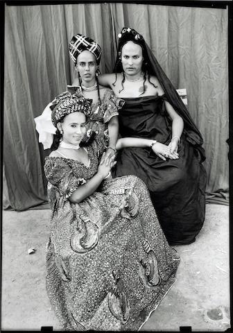 Seydou Keïta (Malian, 1921-2001); Untitled #12;