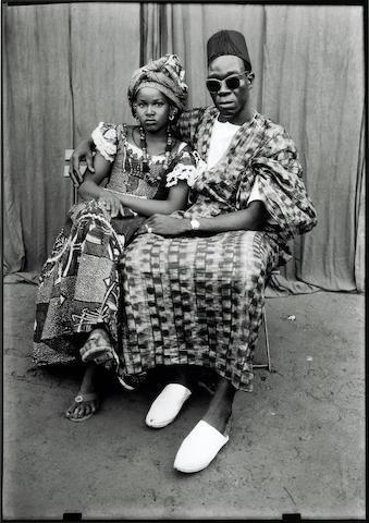 Seydou Keïta (Malian, 1921-2001); Untitled #19;