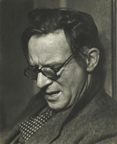 Dorothea Lange (American, 1895-1965); Portrait of Charles Duncan;