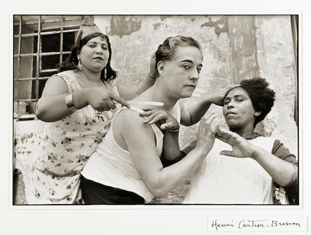 Henri Cartier-Bresson (French, 1908-2004); Alicante, Spain;
