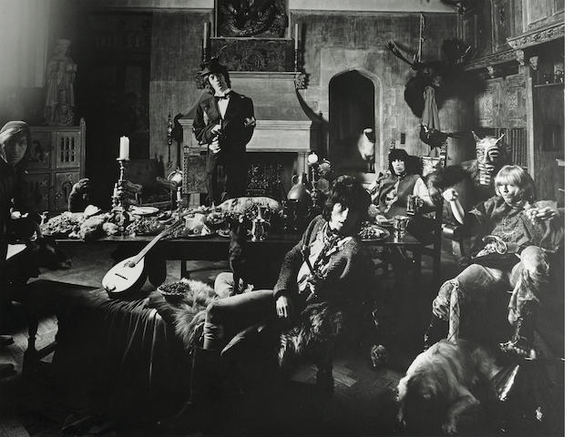 Michael Joseph (American); The Rolling Stones' Beggars Banquet, London;