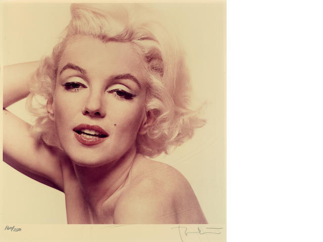 Bert Stern (American, born 1930); Marilyn Monroe-The Last Sitting;