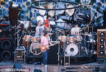 Billy Kreutzmann's 5-piece Remo drum set and one drum case, used while playing with the Grateful Dead