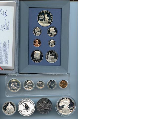 Miscellaneous Modern Coins